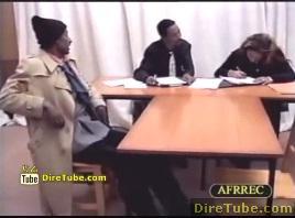 Kibebew Geda - The Embassy